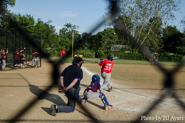 2013 Washington Fire Company Boys Baseball Team (Little League)