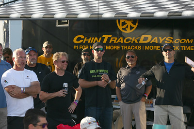 CHIN TRACK DAYS AT SEBRING, APRIL 27-28