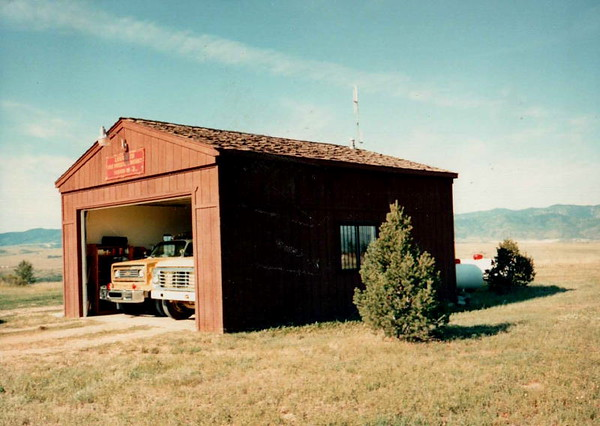 Station 123 before reconstruction