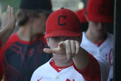 2017 CHS vs SSHS Baseball   II and III