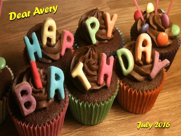 Avery 4th Birthday