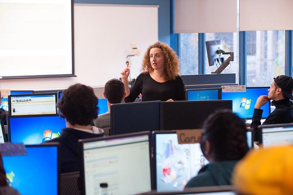 10/7/13 Professor Ramona Santa Maria's and Professor Neal Mazur's Computer Information Systems Classes