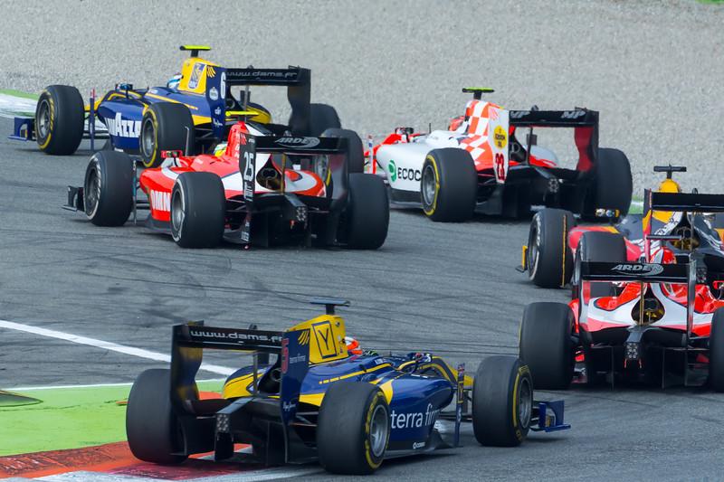 Formular One, Racing, Monza, Italy
