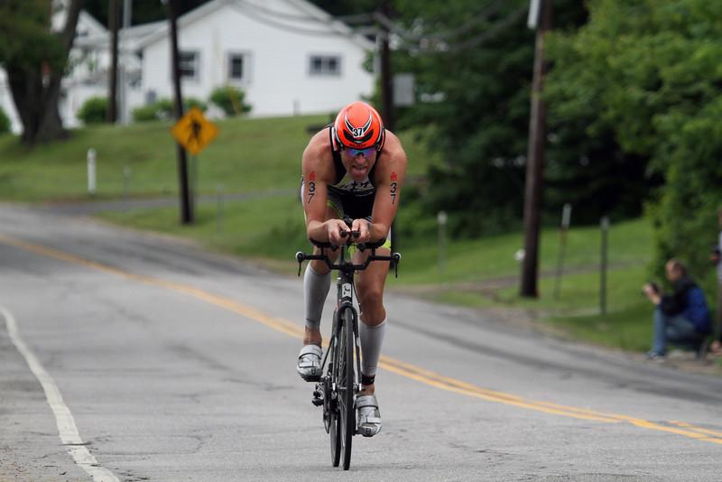 Mooseman 70.3 - Bike