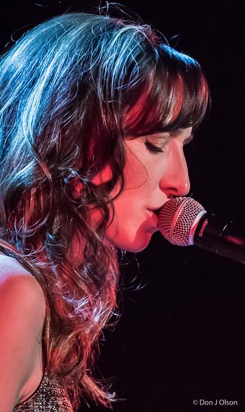 Jenn Bostic-Jenn Bostic Full Band- Le Musique Room at St. Michael