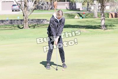 Melrose Girls Golf