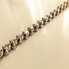 6.50ctw Round Brilliant Diamond Tennis Bracelet 10