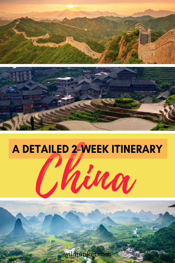 China Itinerary: Two Weeks in China