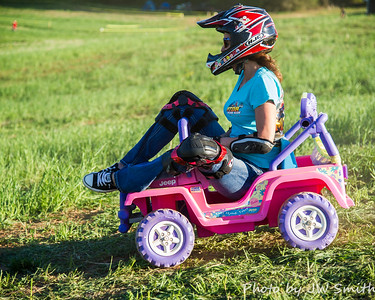 2016 April Fools Barbie Jeep Race