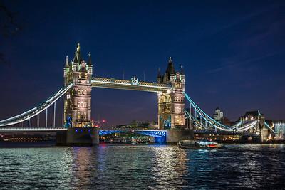 London & Dublin