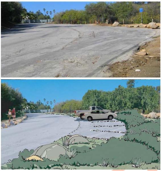 2006, Pod Parking Rendering