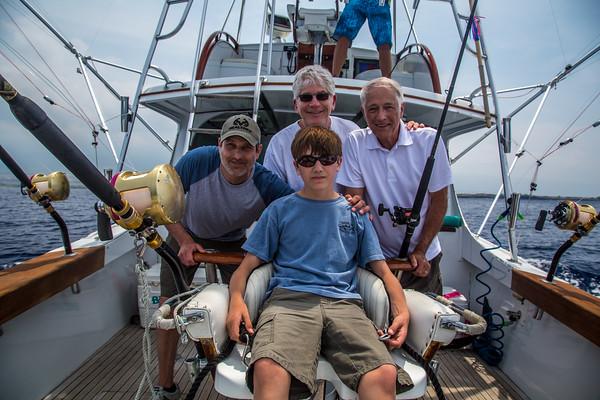 4/13/17 Grander Marlin Sportfishing