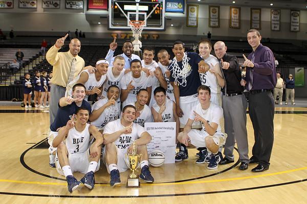 Christiansburg 2012 State Basketball Championship