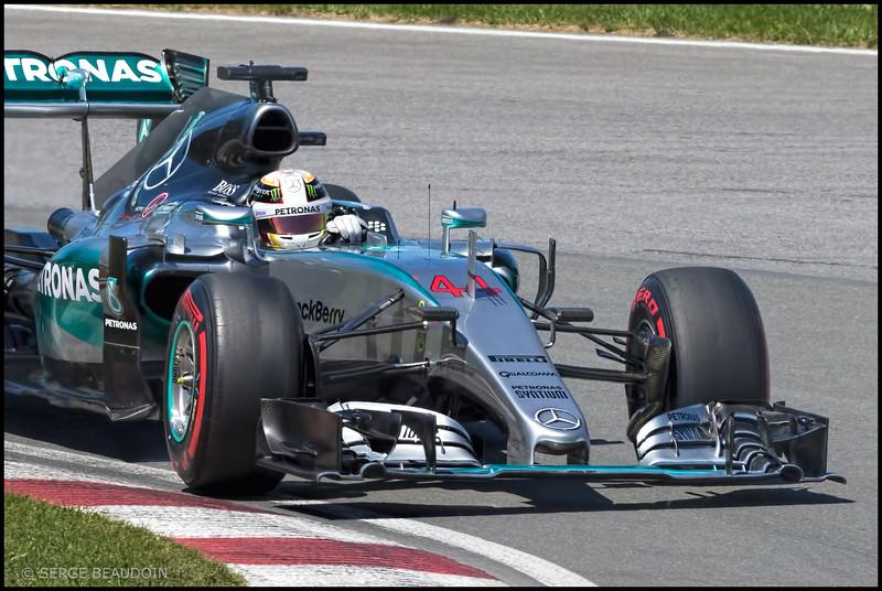 F1 Grand Prix du Canada 2015