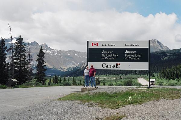 2004 Jasper and Banff