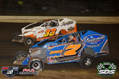 Grandview Speedway - 9/12/20 - Steve Sabo (SDS)