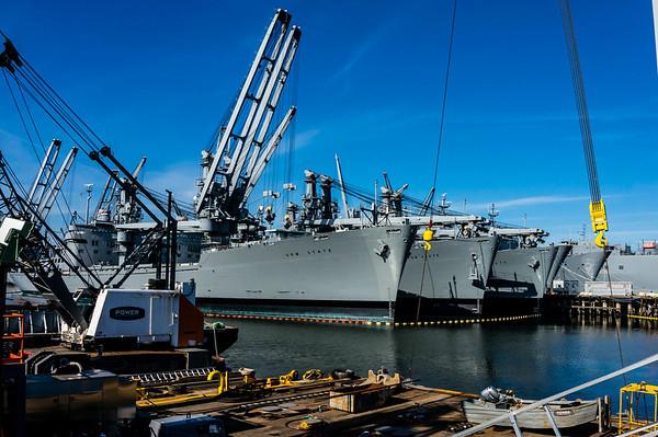 USS HORNET  Galleries