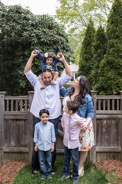 Figueroa Family Spring Mini Session