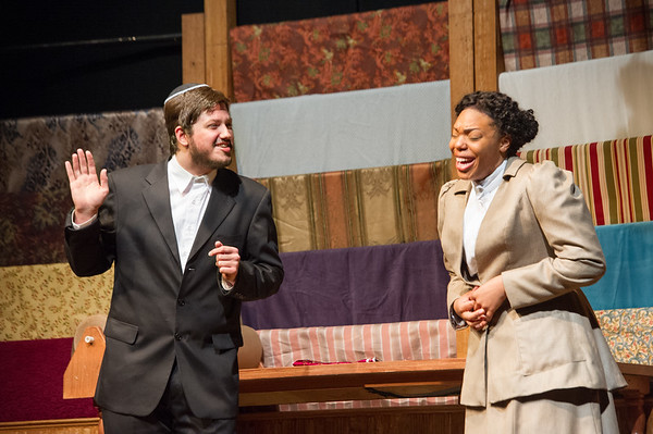"""10/8/19 BSCene: Theater Production of """"Intimate Apparel"""""""