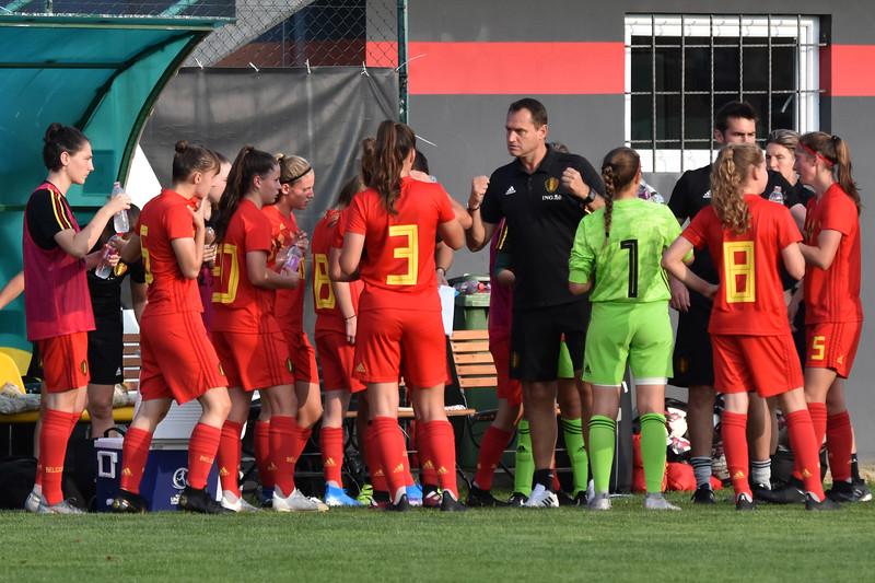 Bosnië en Herzegovina U19 VS Belgian Red Flames  U19