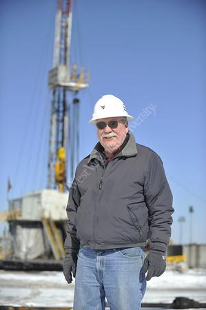 30592- Tim Carr at Pioneer 63 site