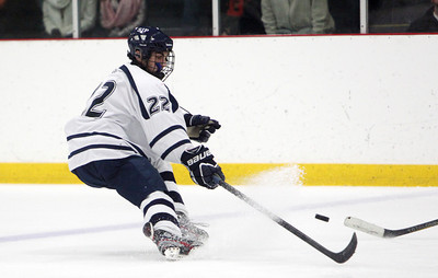 St. John's Prep vs Woburn Hockey