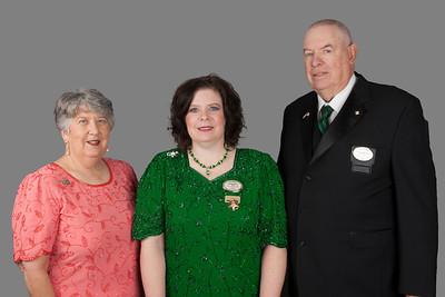 Nancy Hay & Doris & Ivan Minor