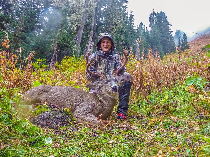 2014 Washington Alpine Blacktail