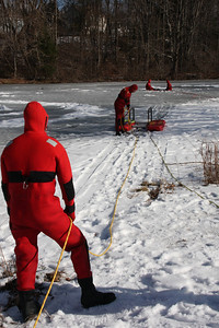 Manchester, Ct Ice Rescue Training