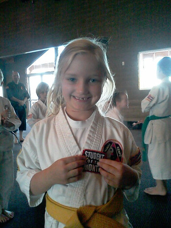 Lim's Hawaii Kenpo March 2012 Students of the Month