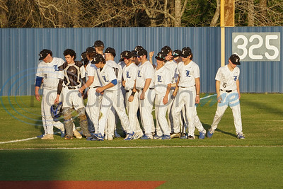 Lindale High School Baseball vs Mount Pleasant High School by Michelle Sherwood