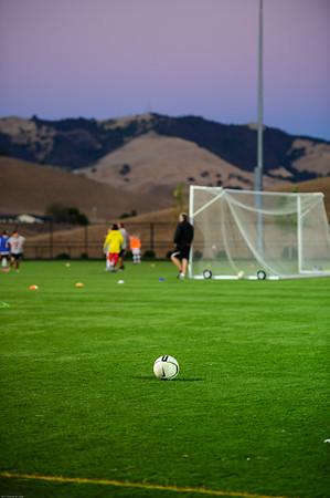 Mustang Soccer 2012 Tem Inferno Game 5