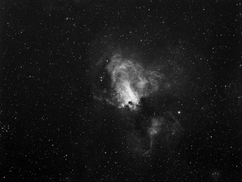 Swan Nebula - M17