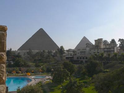 Cairo, Saqqara, Dashur, Giza