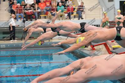 UC Swimming 2016-17