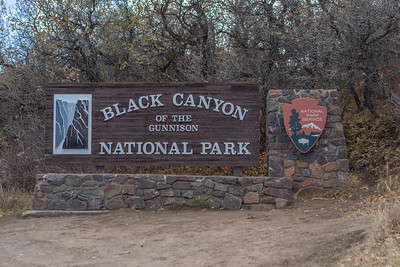 -Black Canyon of the Gunnison National Park