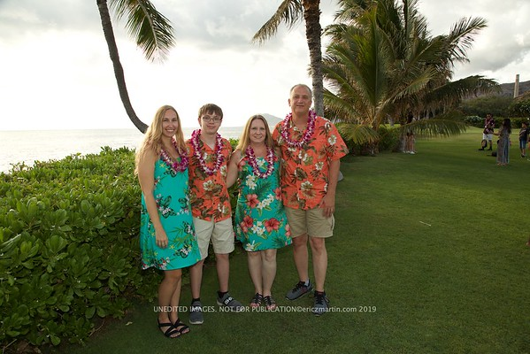 Rose Family at Paradise Cove 2019