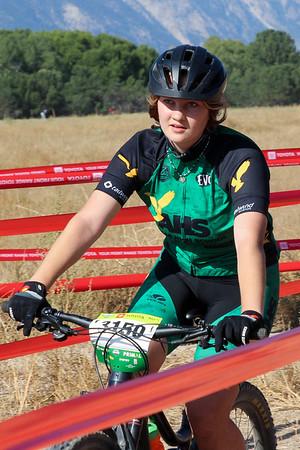 2021 Piedra Region - Chalk Creek ITT Race - JV Girls