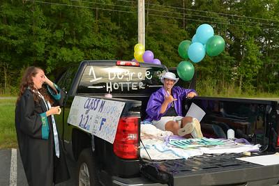 Firethorne Senior Parade