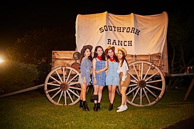 Southfork Ranch Party