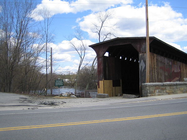 Covered Bridge Contoocook, NH
