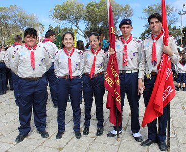 2019-04-28 Scouts & Guides Annual Rally