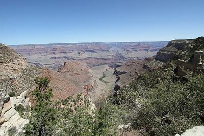 So Rim Grand Canyon May 2014