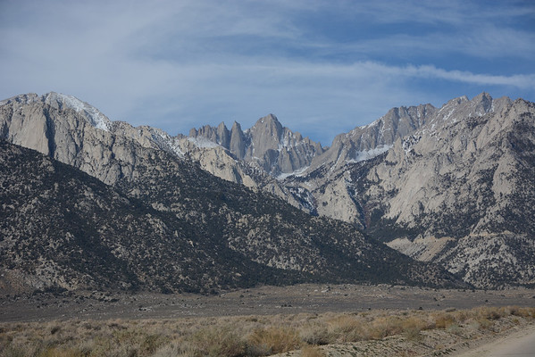 Mt. Whitney Mountaineer's Route February 20-22, 2015