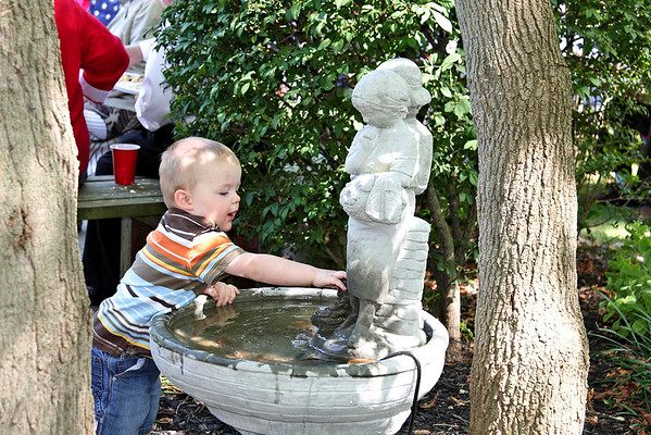 Baptismal Service '09
