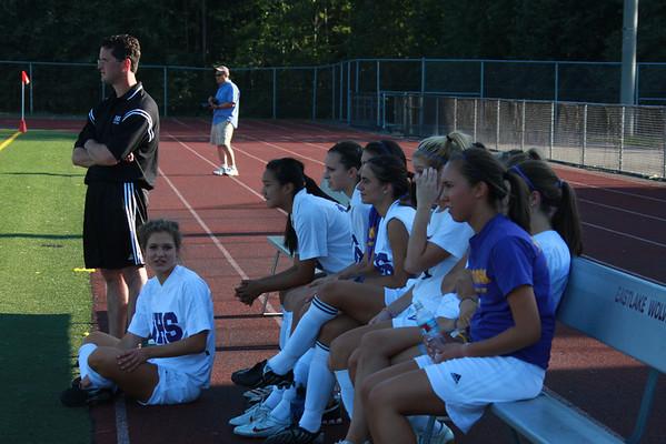 2008-09-13 IHS Girls Soccer vs Tualatin