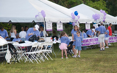 2008 March of Dimes Walk for Babies Section 1
