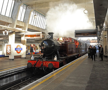 Uxbridge 150 Steam