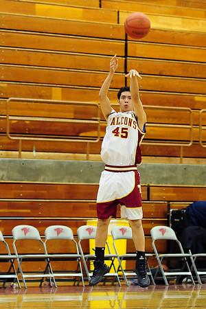 Torrey Pines Boys Freshman Basketball vs LCC Jan 30 09