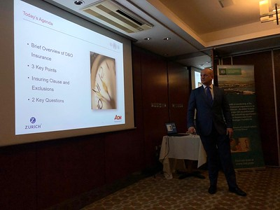 IoD Isle of Man D&O Liability Insurance Seminar 2020